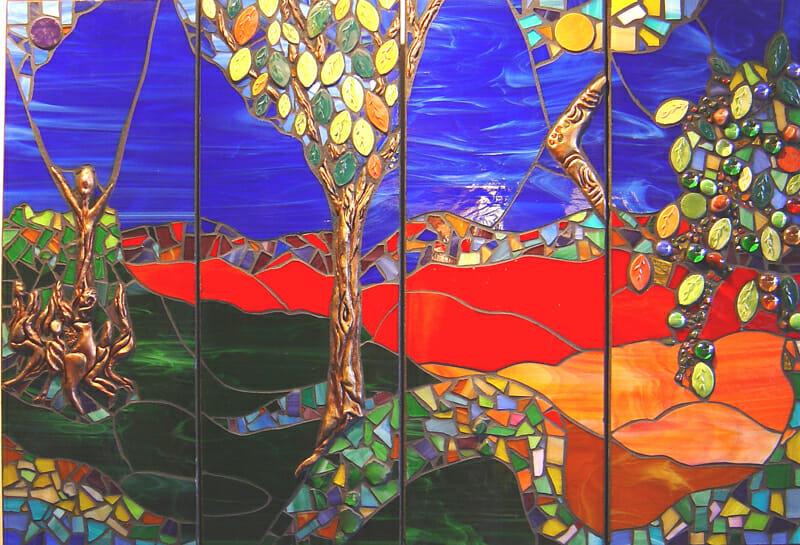 """Mosaic """"TuganTugan"""""""
