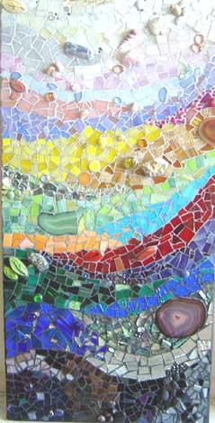 "Mosaic ""Ovum"""