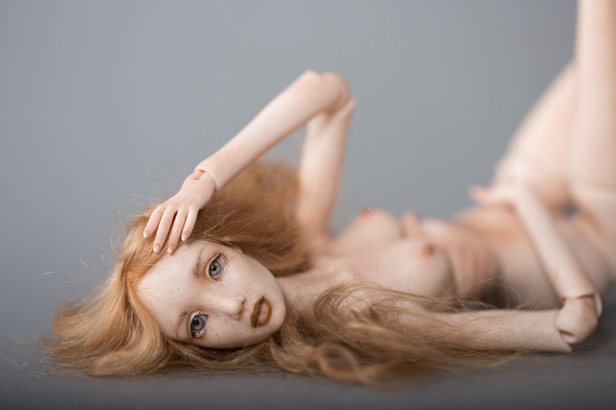 Featuring my dream doll – Agnia by Olga Good