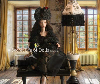 Book Secret Life of Dolls v2