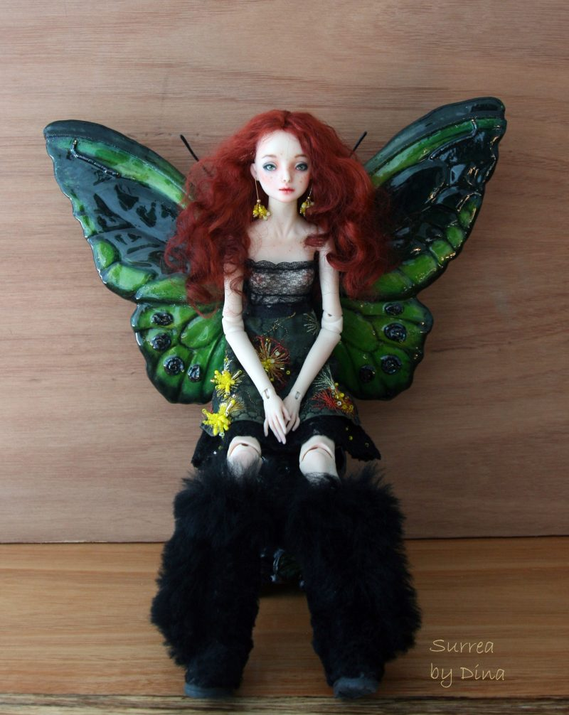 Enchanted Doll 'Surrea' _35h