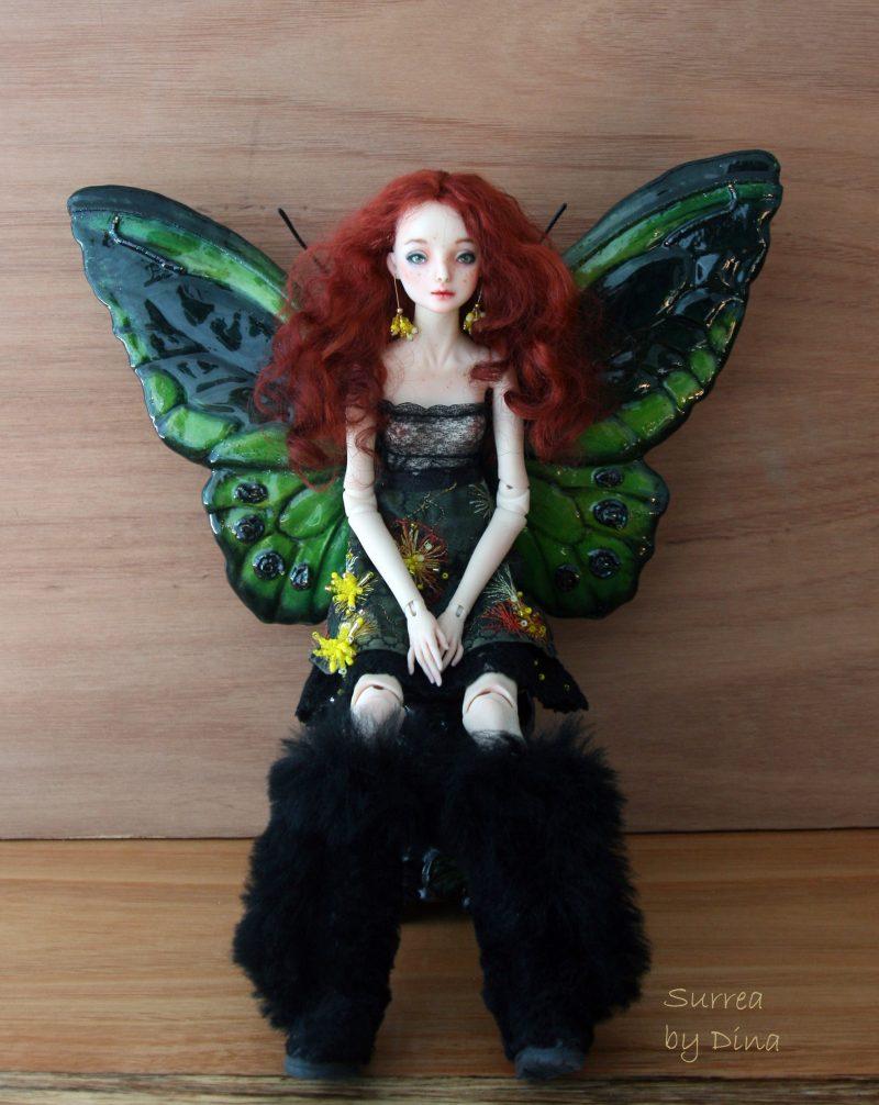 Enchanted Doll 'Surrea' _35h