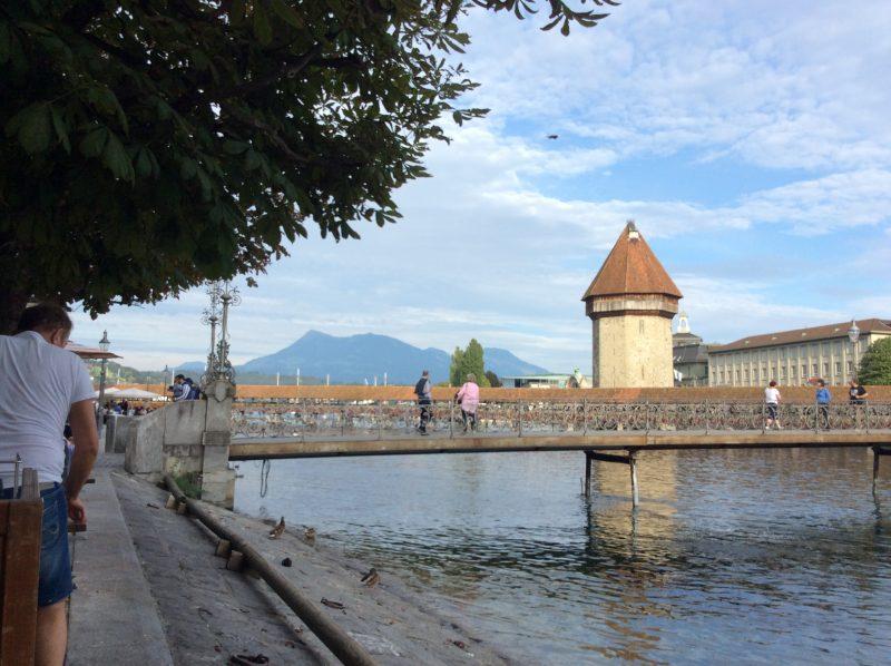 Picturesque Lucerne