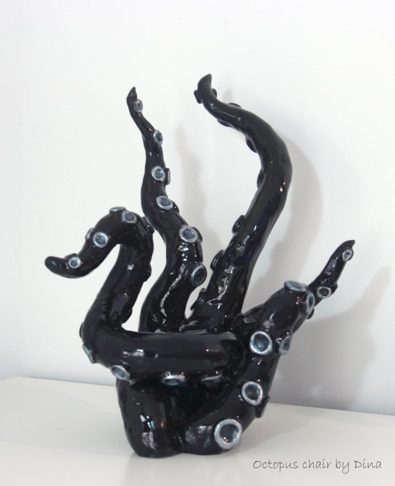 Octopus chair by Dina 1