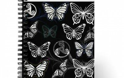 Butterfly Dreams now available in Black