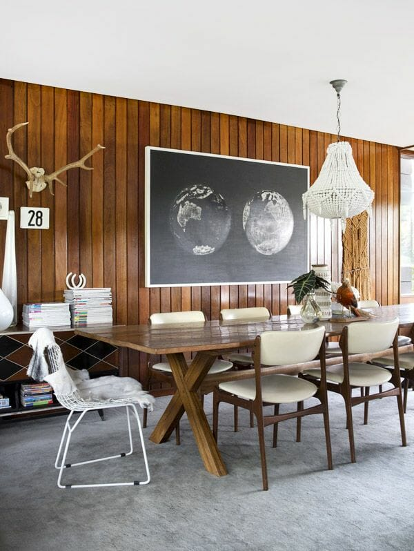 Adopt a Little Eccentricity in the home