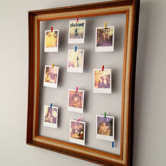 hanging picture ideas